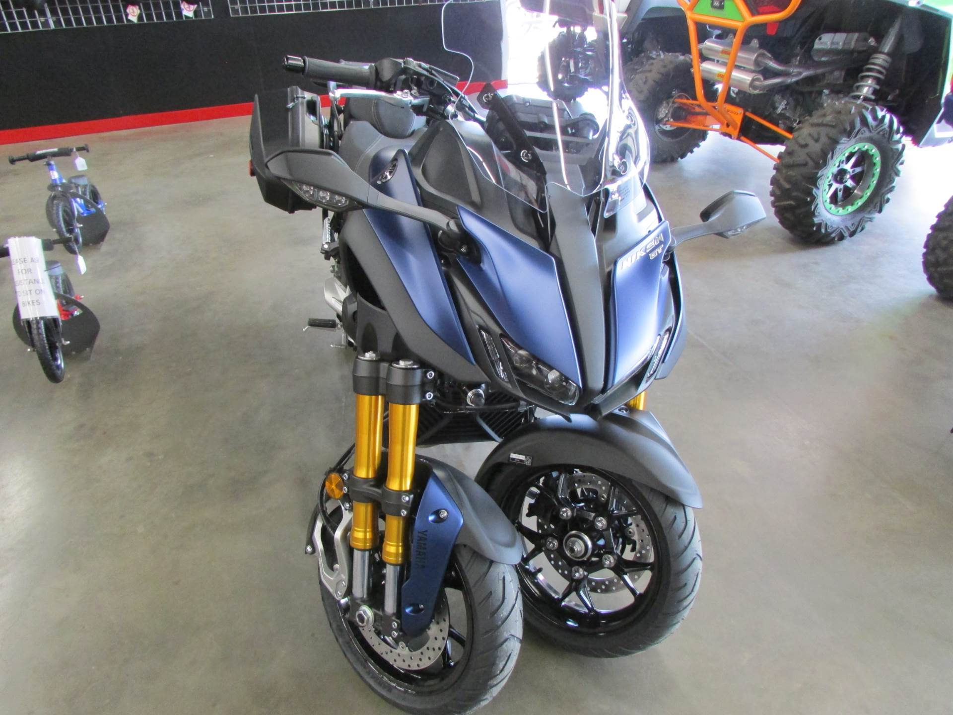 2019 Yamaha Niken GT in Wichita Falls, Texas - Photo 8