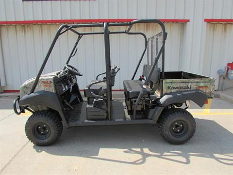 2019 Kawasaki Mule 4010 Trans4x4 Camo in Wichita Falls, Texas - Photo 1