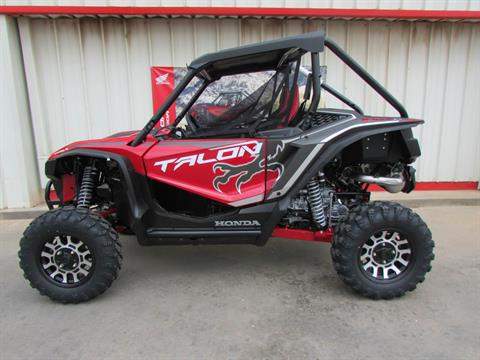 2019 Honda Talon 1000X in Wichita Falls, Texas