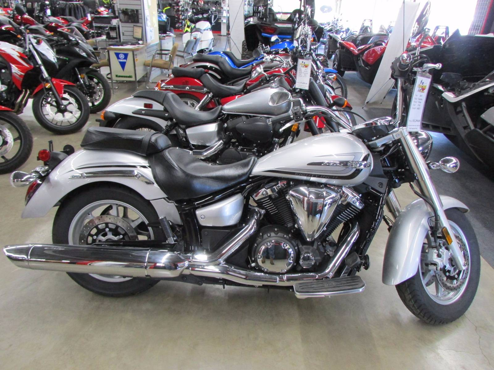 2015 Yamaha V Star 1300 in Wichita Falls, Texas