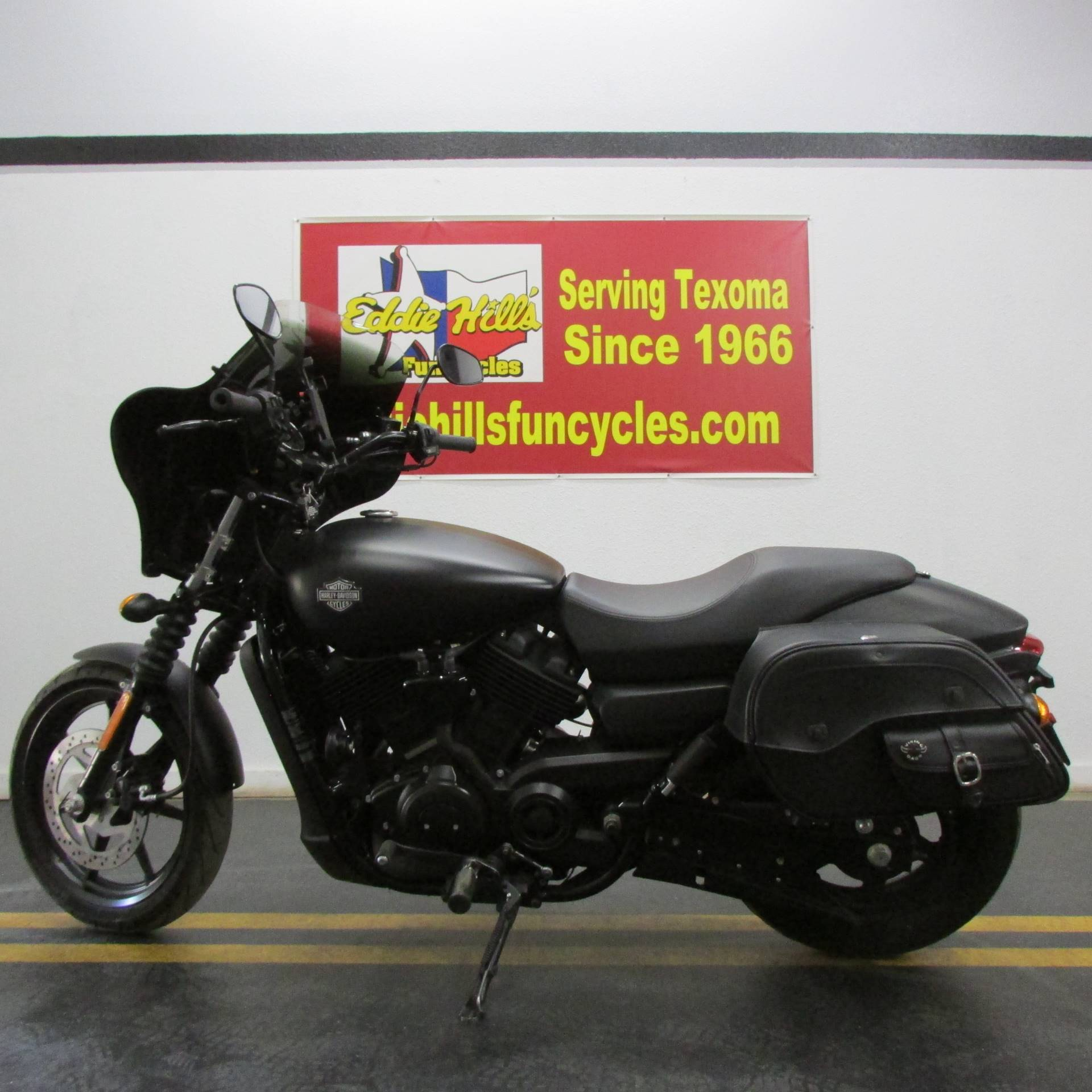 2015 Harley-Davidson Street™ 500 in Wichita Falls, Texas - Photo 3