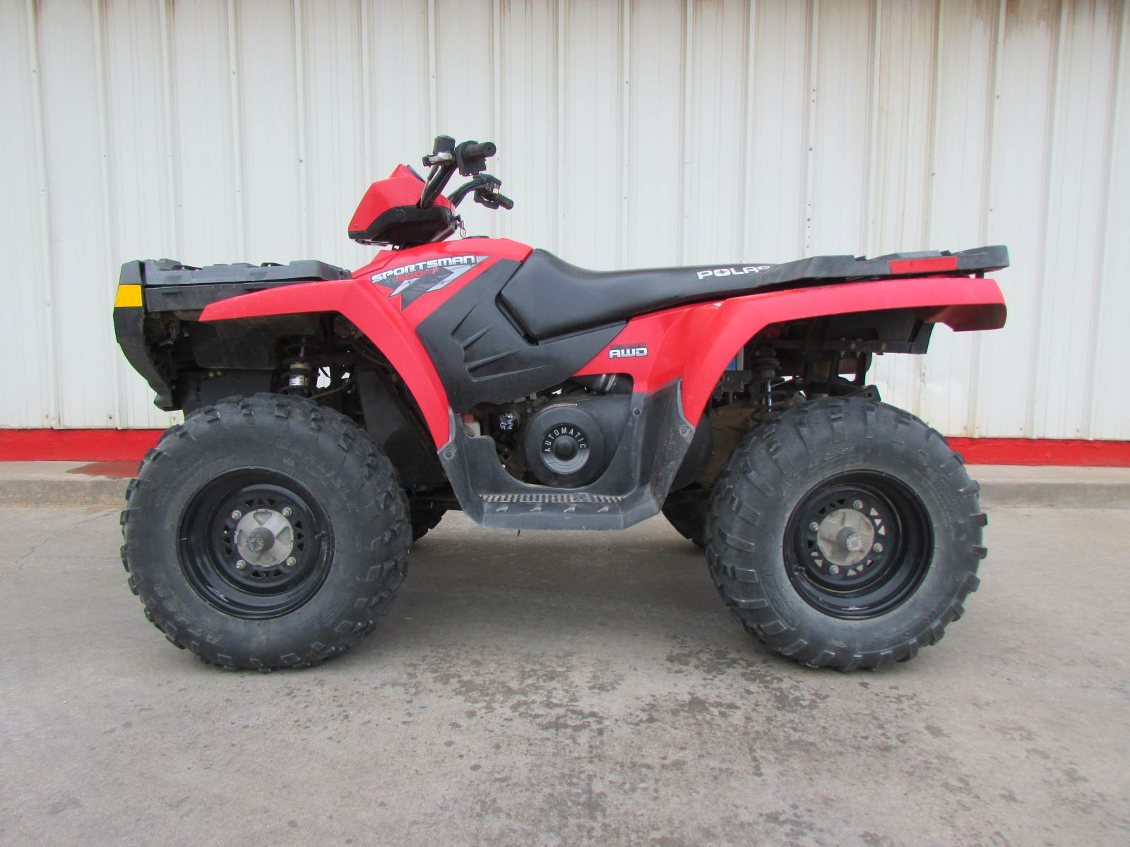 2010 Polaris Sportsman® 500 H.O. in Wichita Falls, Texas - Photo 2