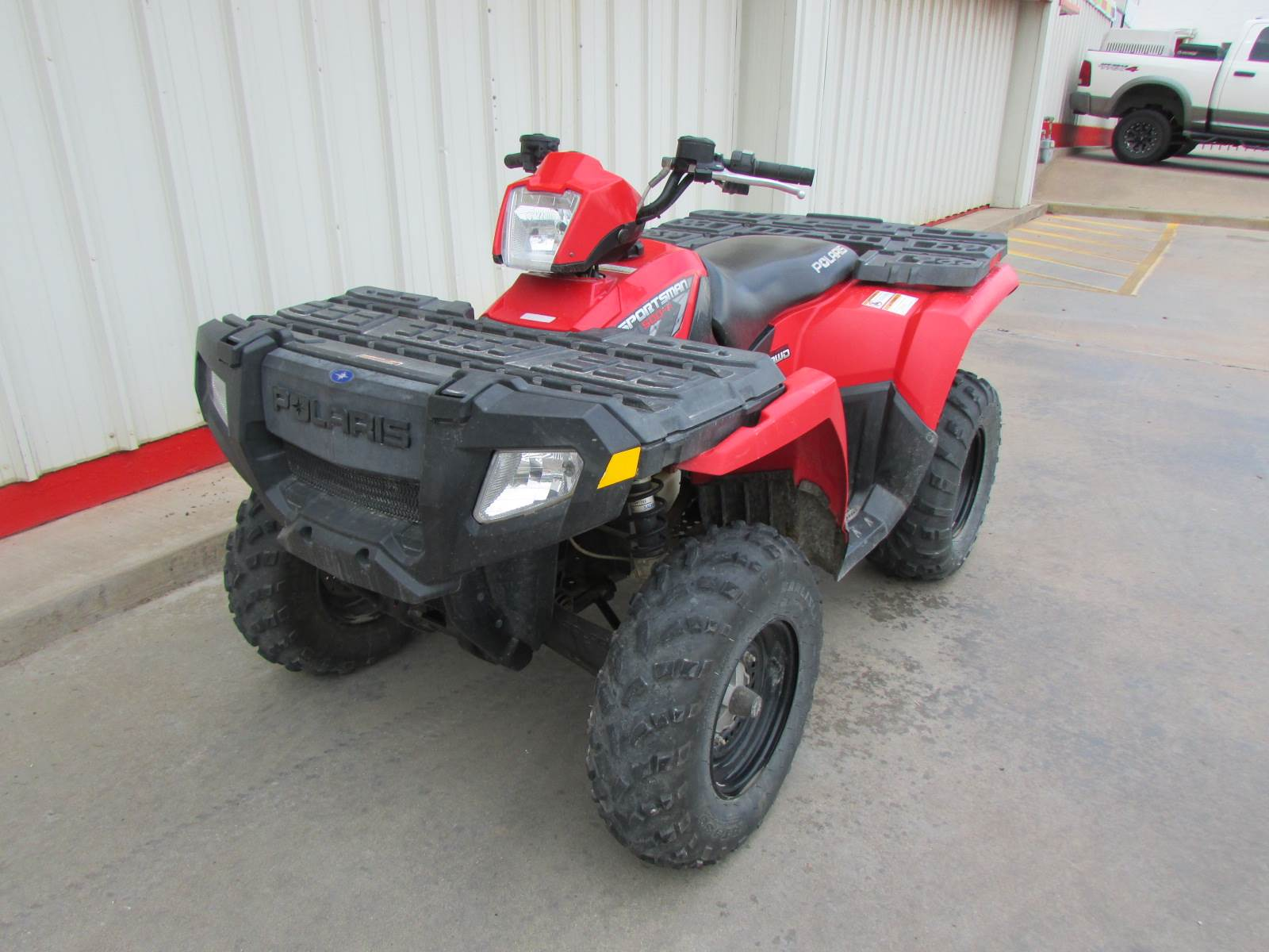 2010 Polaris Sportsman® 500 H.O. in Wichita Falls, Texas - Photo 5