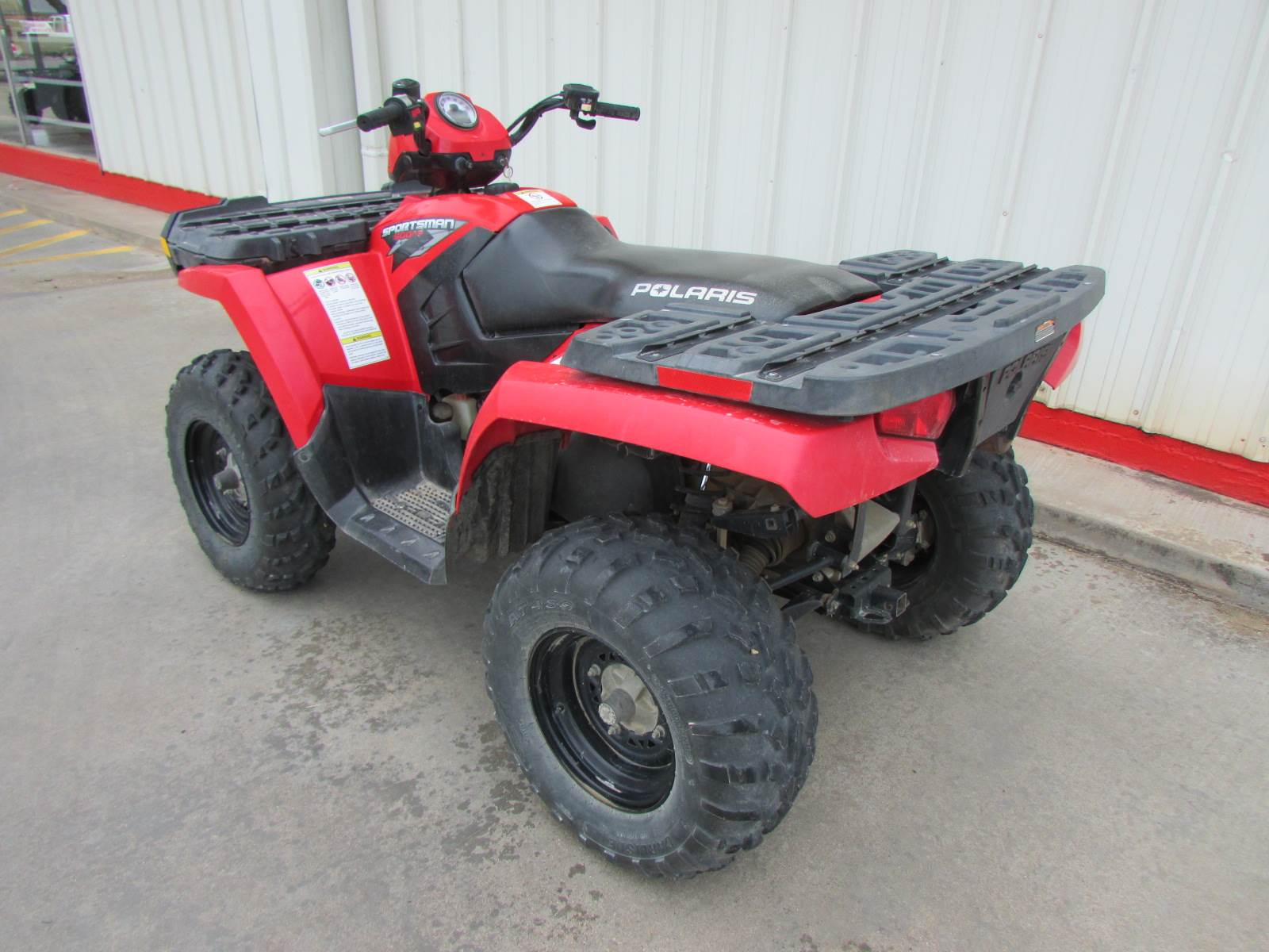 2010 Polaris Sportsman® 500 H.O. in Wichita Falls, Texas - Photo 6