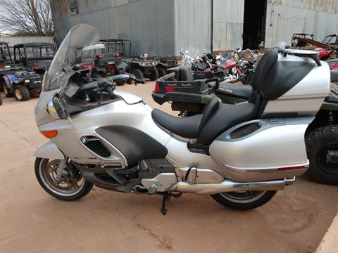 2002 BMW K 1200 LT in Wichita Falls, Texas