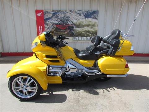 2009 Honda Gold Wing® Audio Comfort in Wichita Falls, Texas