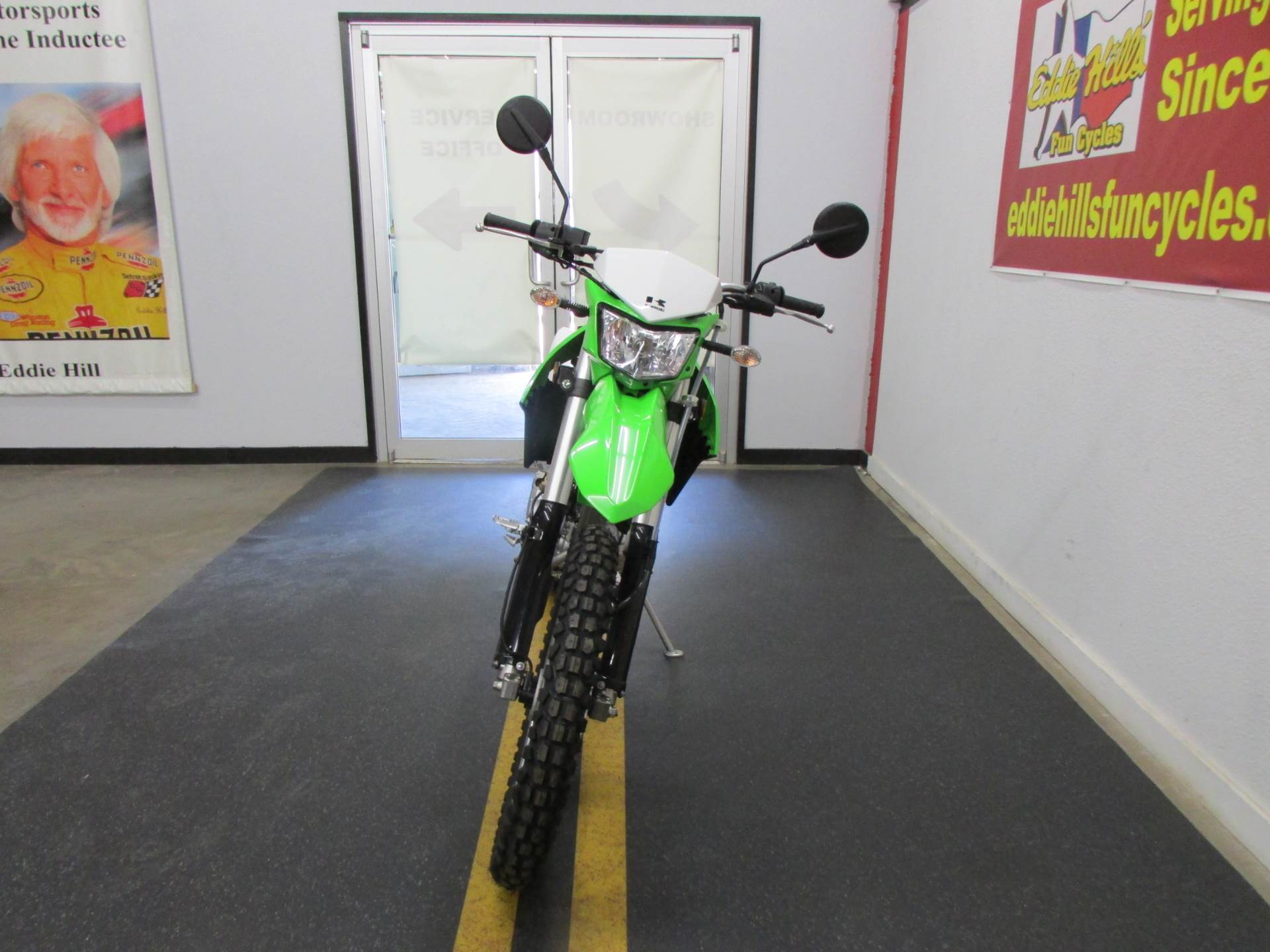 2020 Kawasaki KLX 250 in Wichita Falls, Texas - Photo 4