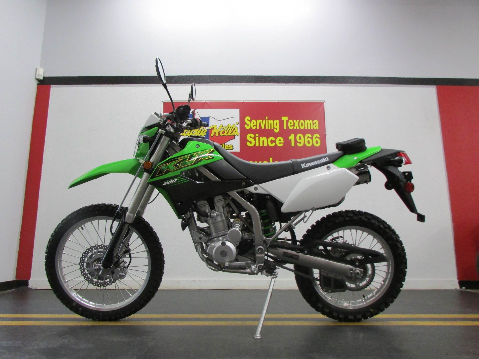 2020 Kawasaki KLX 250 in Wichita Falls, Texas - Photo 6