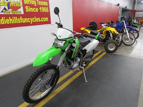 2020 Kawasaki KLX 250 in Wichita Falls, Texas - Photo 7