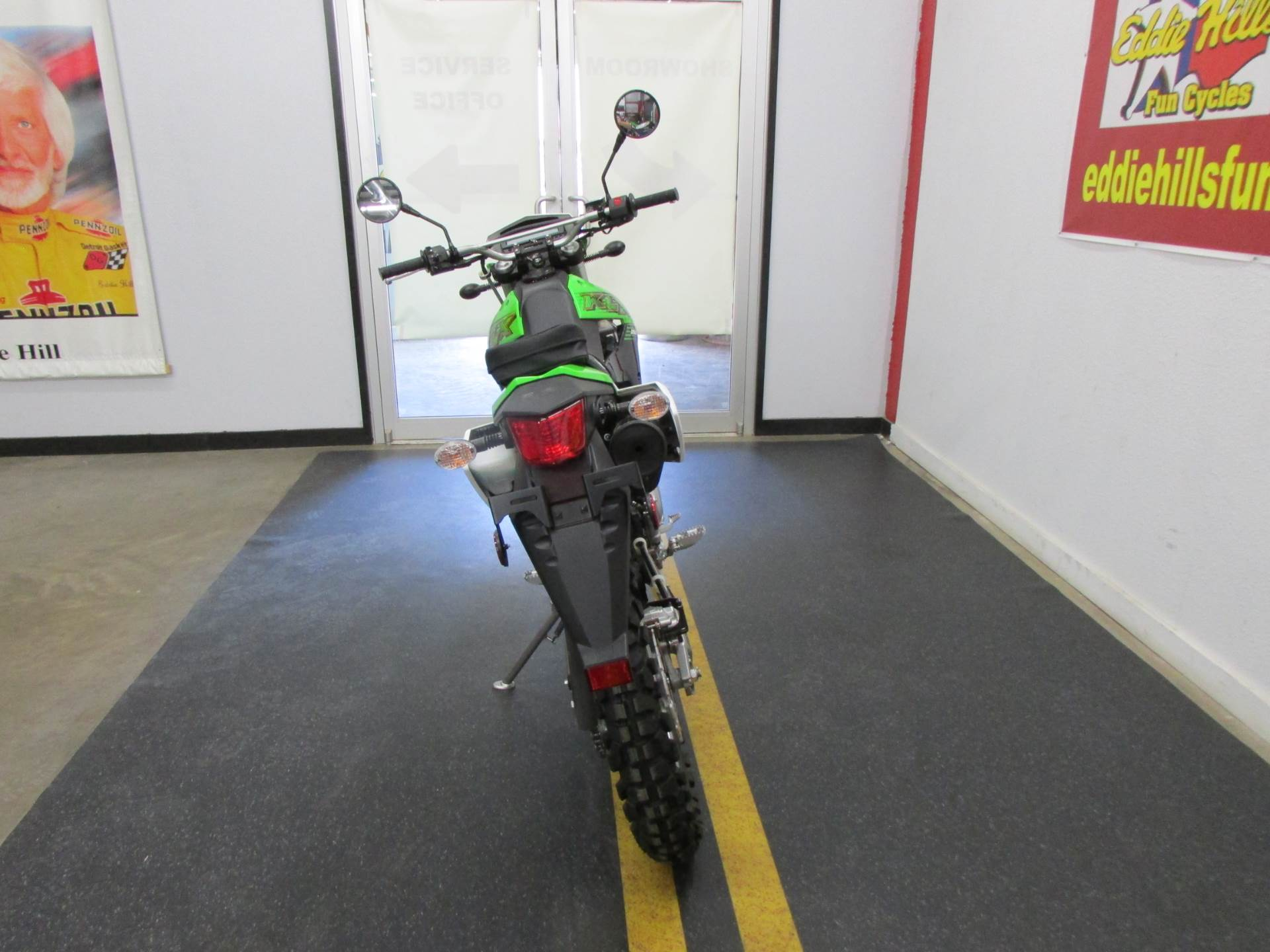 2020 Kawasaki KLX 250 in Wichita Falls, Texas - Photo 9