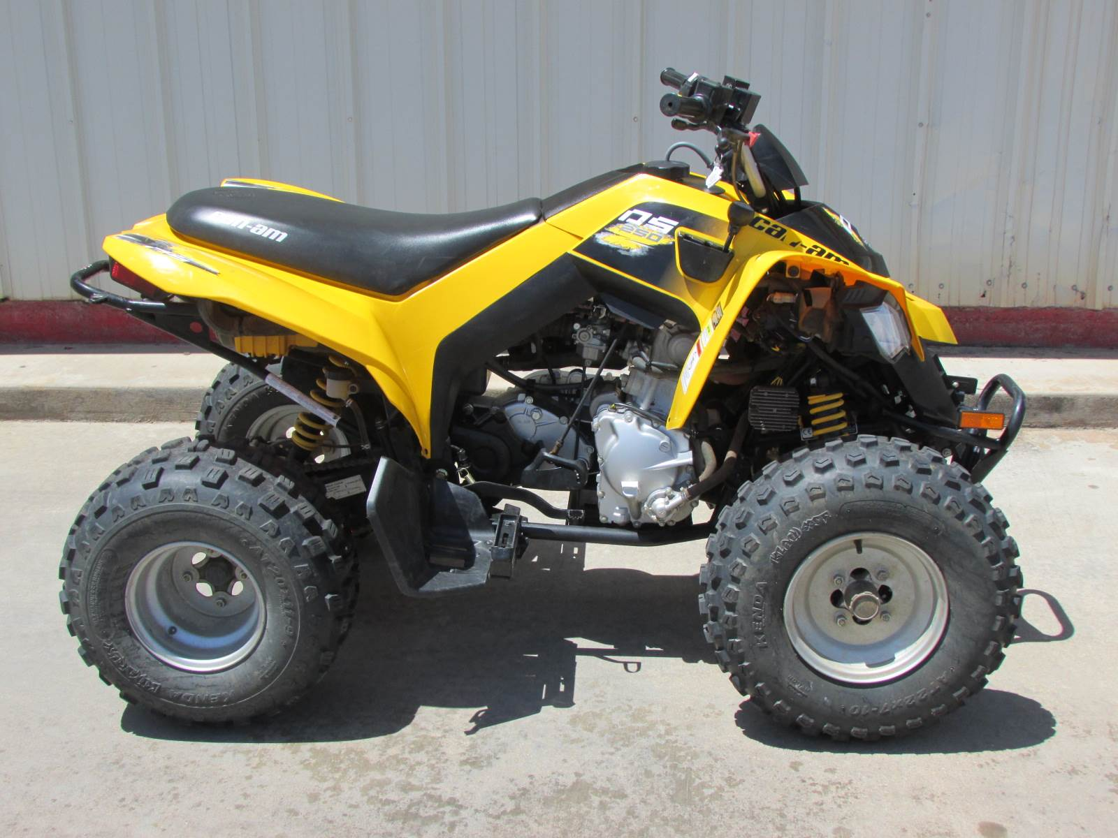 2015 Can-Am DS 250 for sale 157634