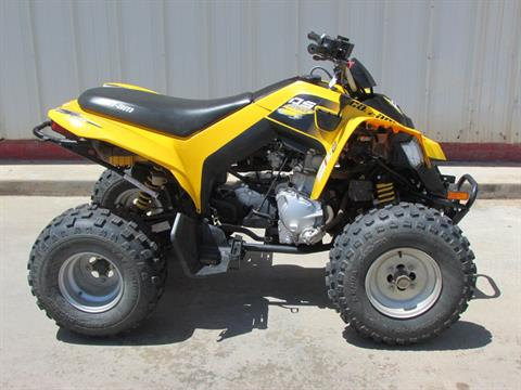 2015 Can-Am DS 250® in Wichita Falls, Texas