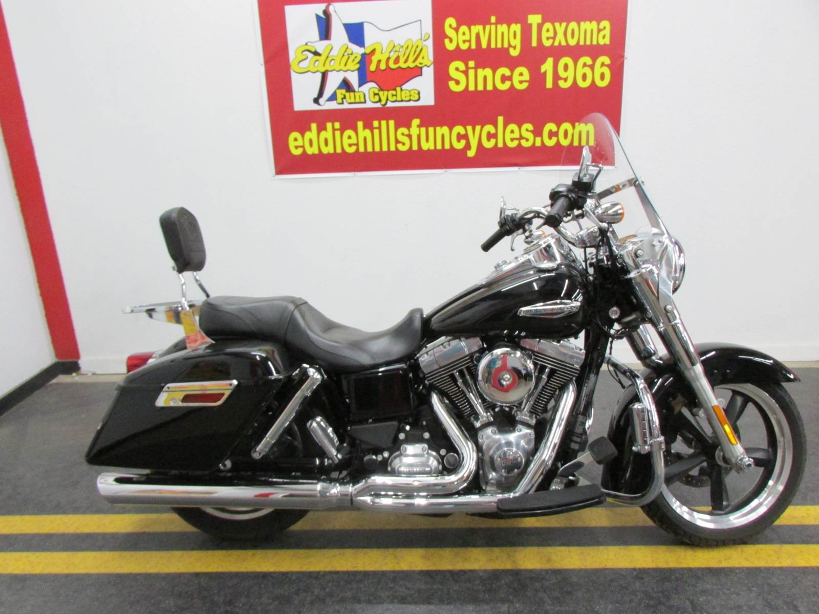 2014 Harley-Davidson Dyna® Switchback™ in Wichita Falls, Texas