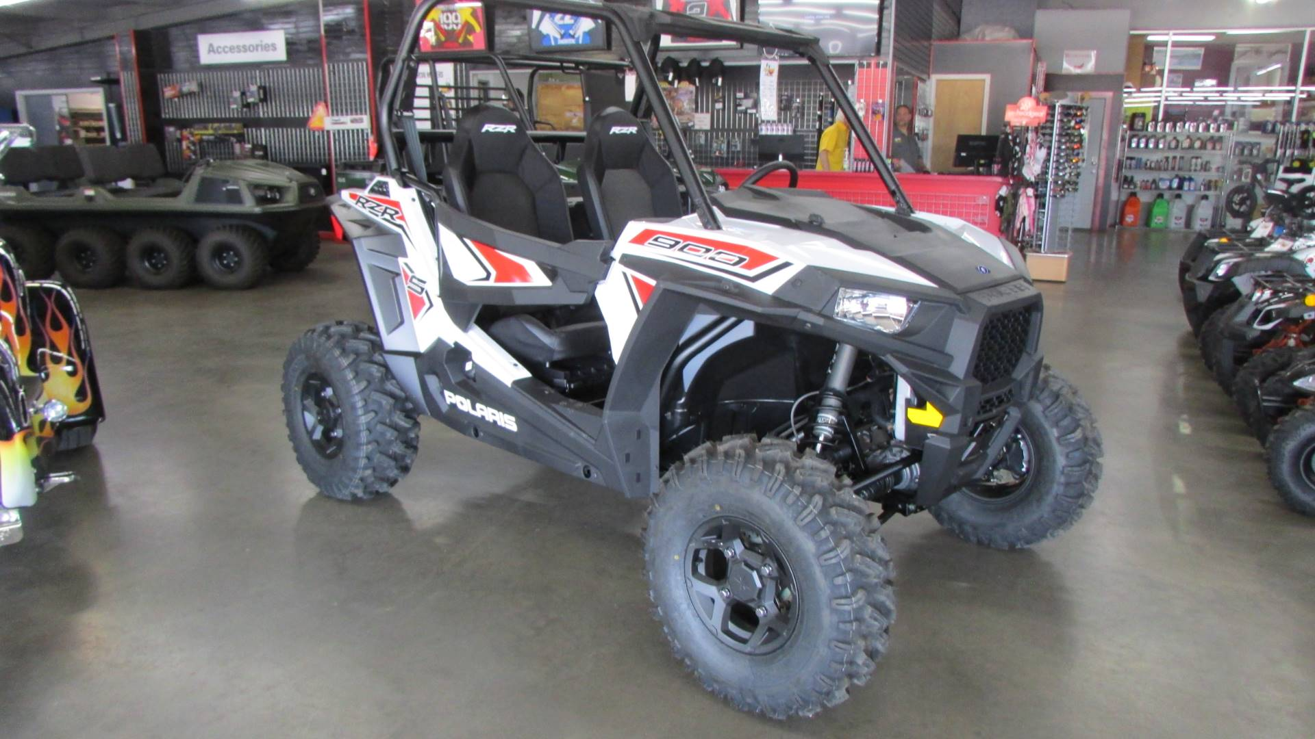 2020 Polaris RZR S 900 in Wichita Falls, Texas - Photo 2