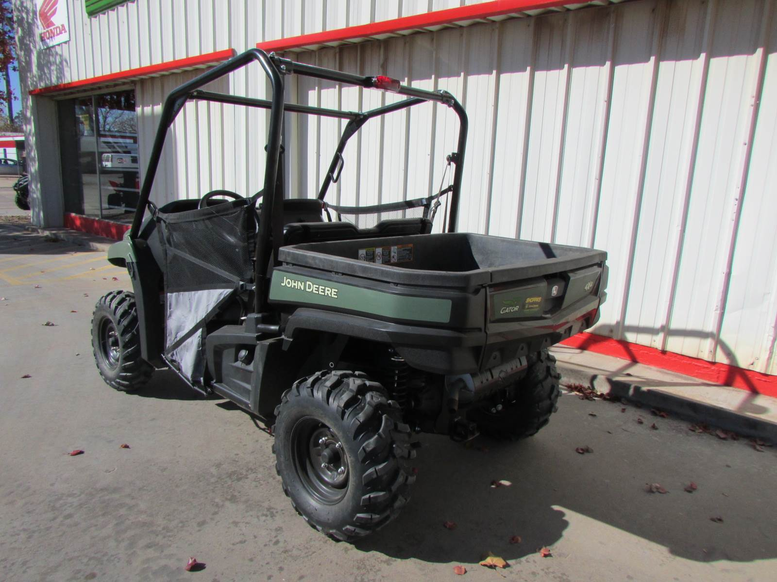 2017 John Deere Gator XUV590i in Wichita Falls, Texas - Photo 6