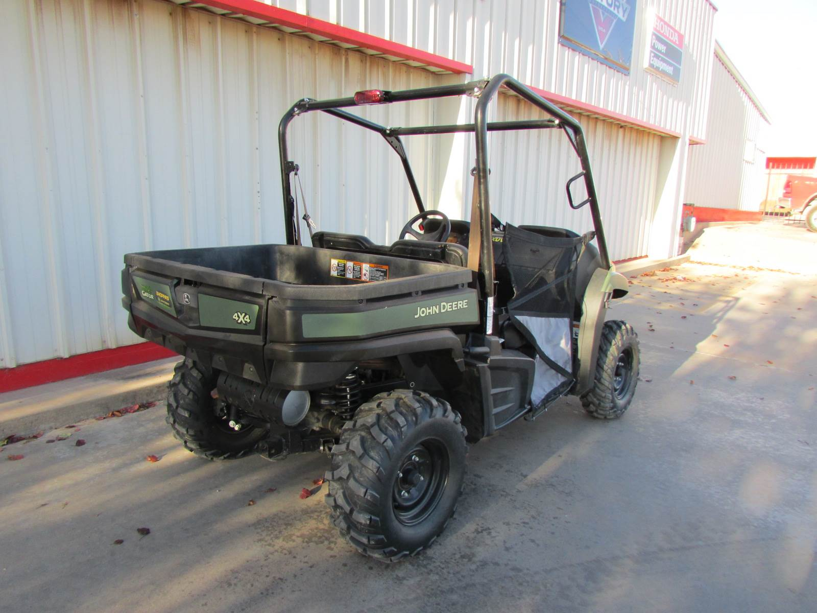 2017 John Deere Gator XUV590i in Wichita Falls, Texas - Photo 11