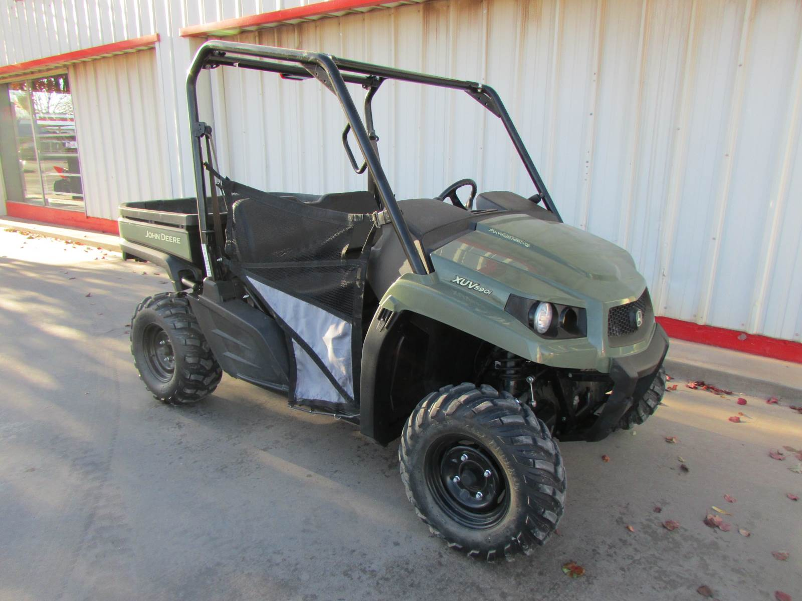 2017 John Deere Gator XUV590i in Wichita Falls, Texas - Photo 12