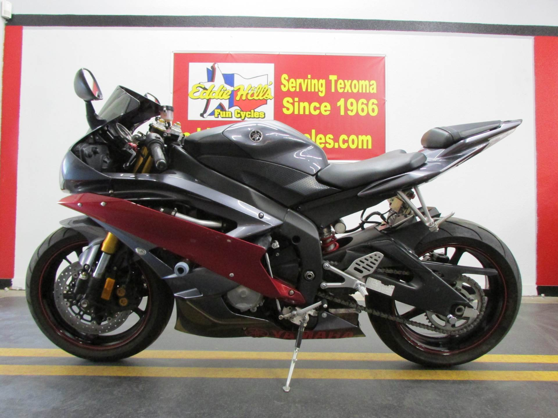2007 Yamaha YZF-R6 for sale 126461