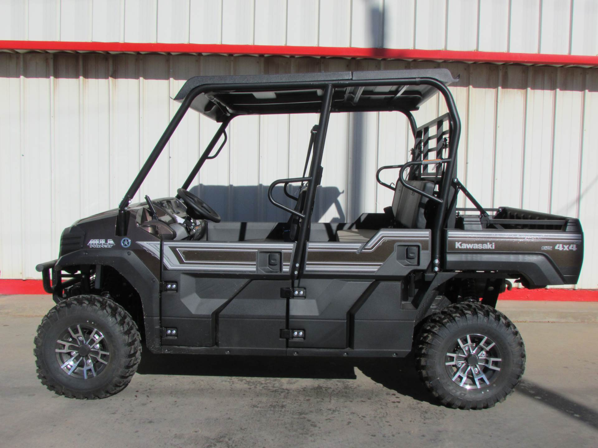 2019 Kawasaki Mule PRO-FXT Ranch Edition for sale 11036