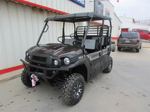 2019 Kawasaki Mule PRO-FXT Ranch Edition in Wichita Falls, Texas