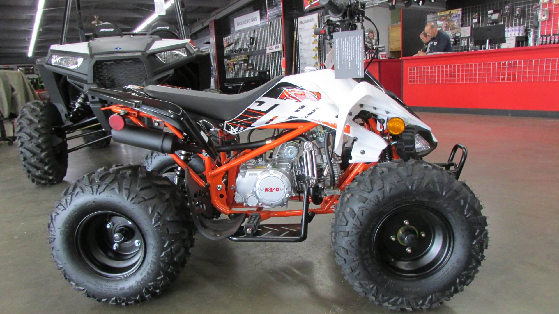 2020 Kayo Predator 125 in Wichita Falls, Texas - Photo 3