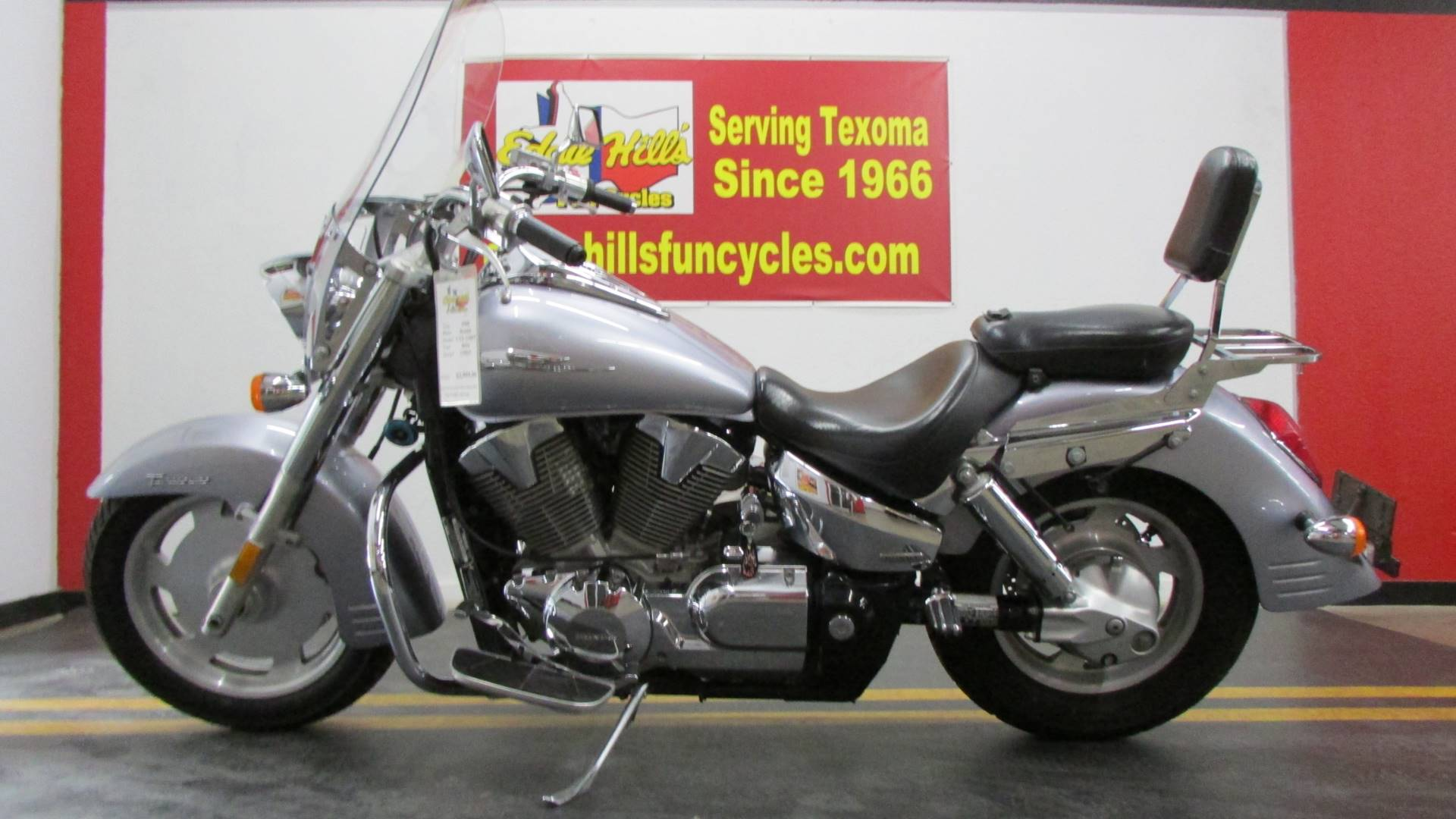 2008 Honda VTX®1300T in Wichita Falls, Texas - Photo 1