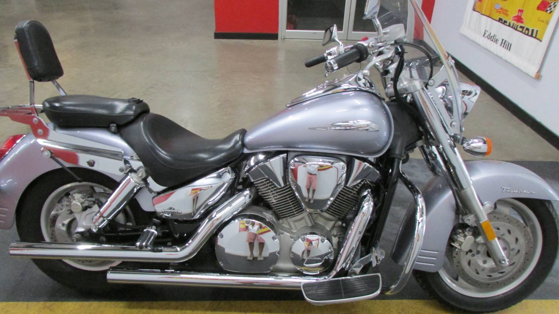 2008 Honda VTX®1300T in Wichita Falls, Texas - Photo 4