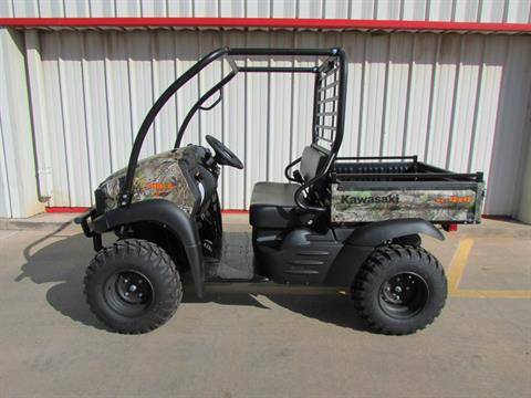 2019 Kawasaki Mule SX 4X4 XC Camo FI in Wichita Falls, Texas - Photo 1