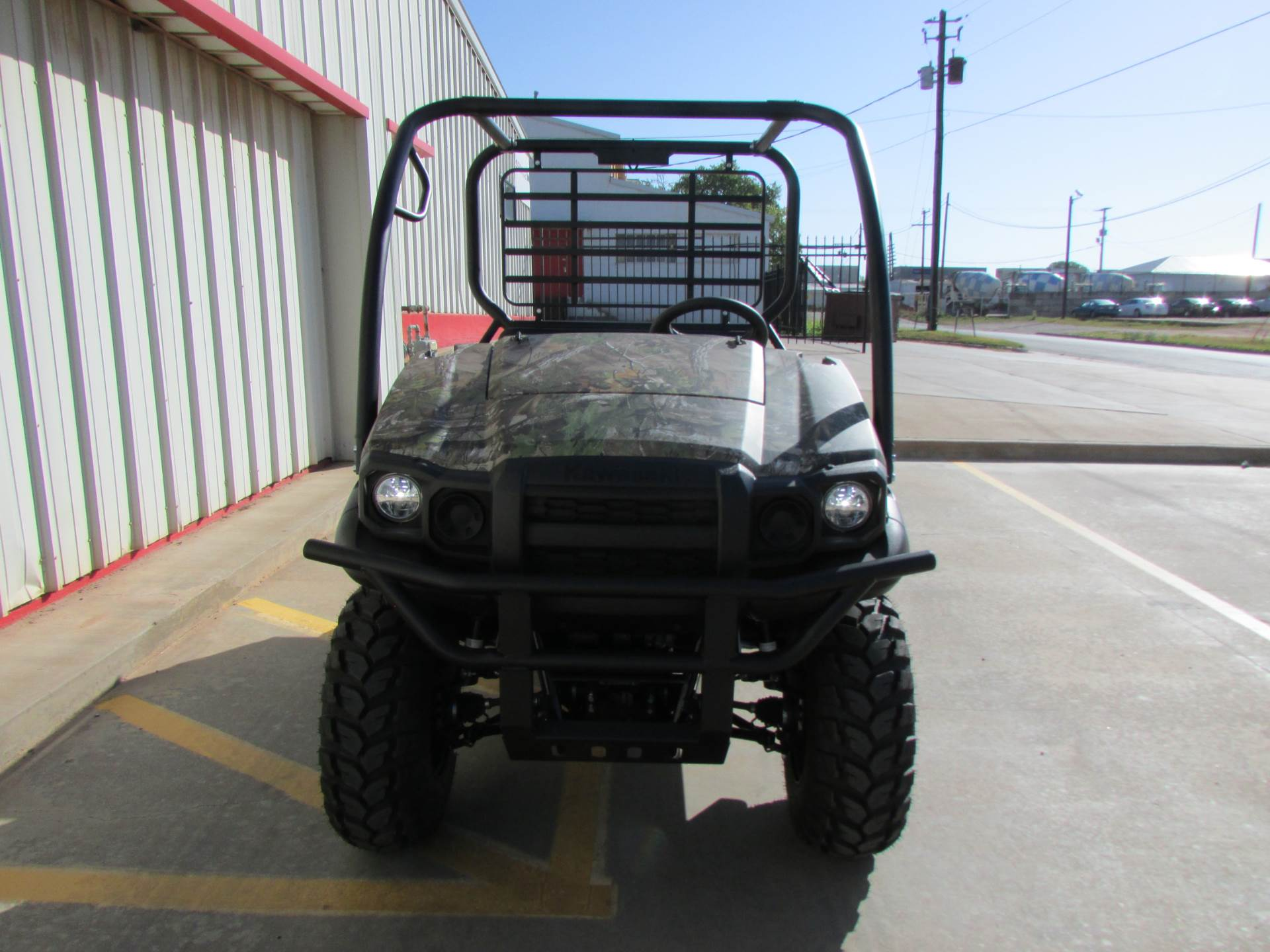 2019 Kawasaki Mule SX 4X4 XC Camo FI in Wichita Falls, Texas - Photo 3