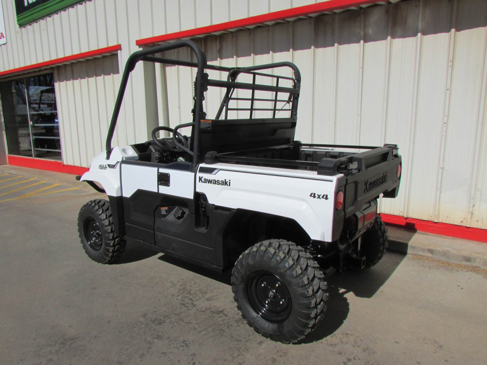 2020 Kawasaki Mule PRO-MX EPS in Wichita Falls, Texas - Photo 3
