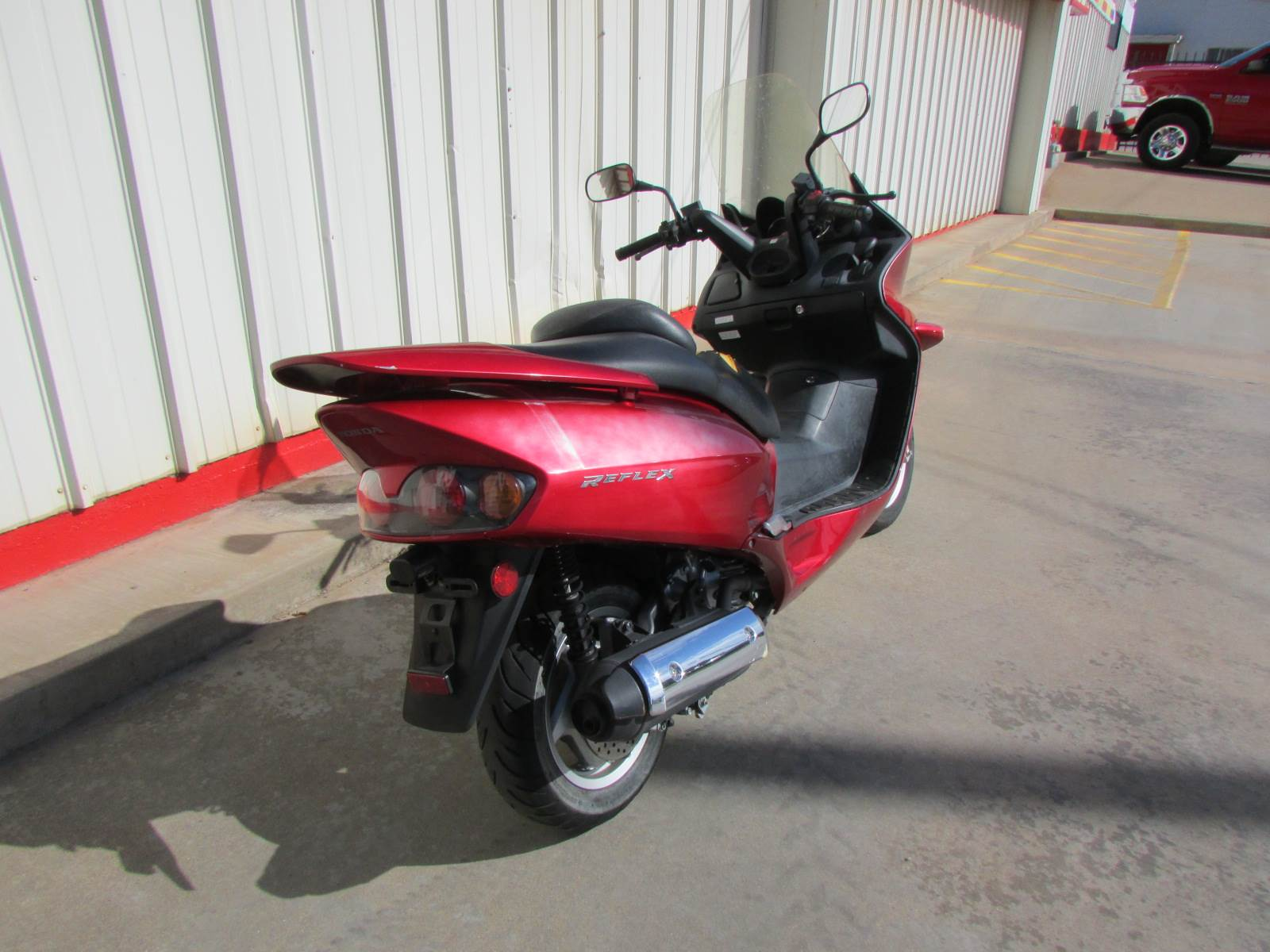 2005 Honda Reflex in Wichita Falls, Texas