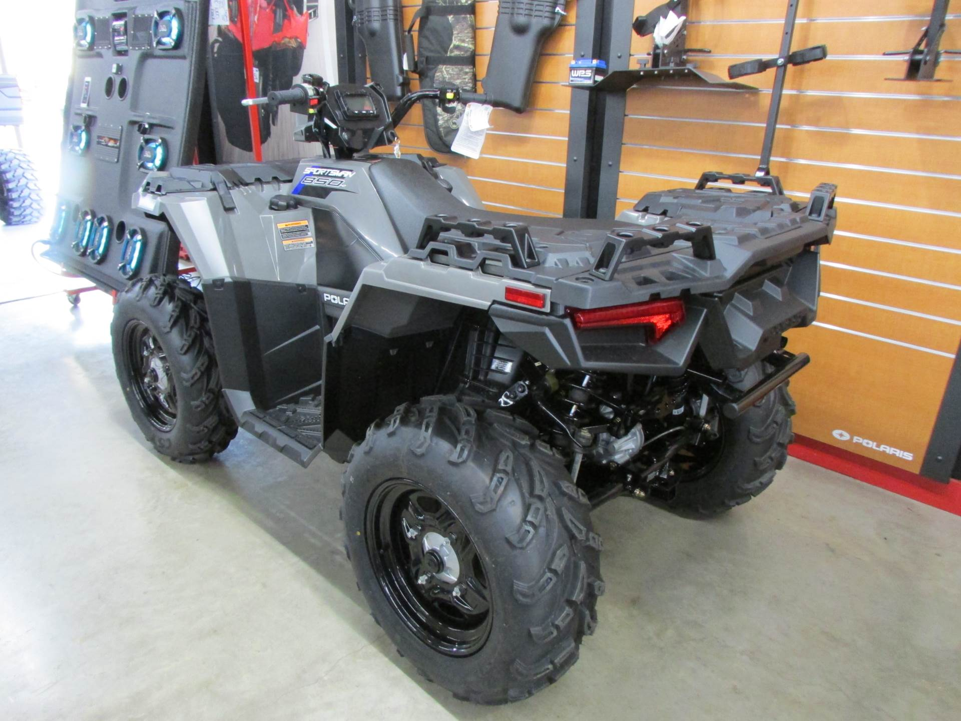 2019 Polaris Sportsman 850 in Wichita Falls, Texas - Photo 3
