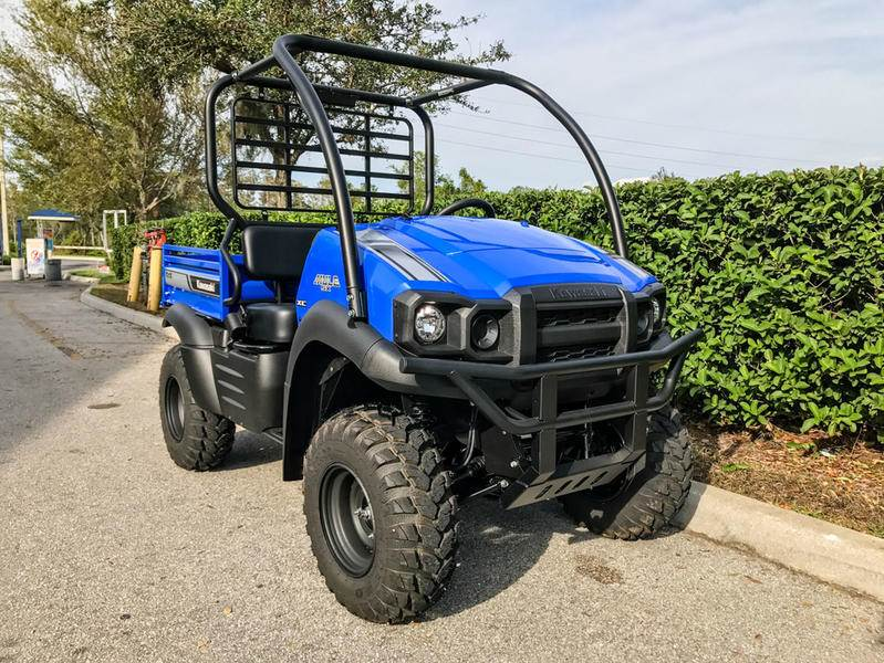 2020 Kawasaki Mule SX 4X4 XC FI in Wichita Falls, Texas - Photo 1