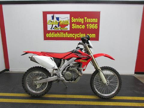 2005 Honda CRF450X in Wichita Falls, Texas