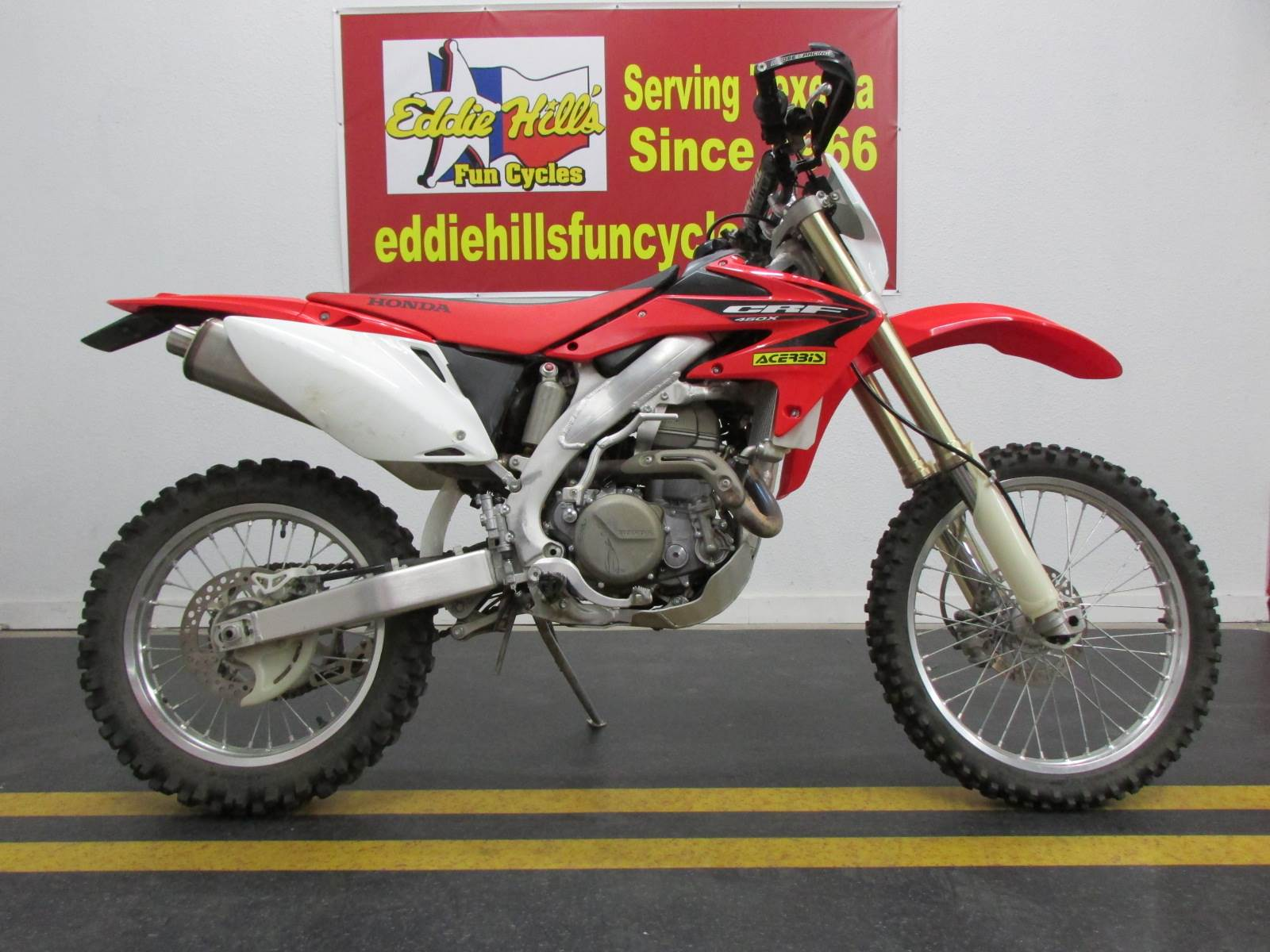 2005 Honda CRF450X in Wichita Falls, Texas - Photo 2
