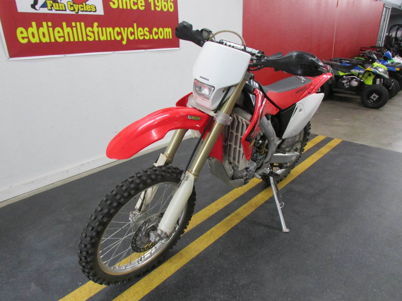 2005 Honda CRF450X in Wichita Falls, Texas - Photo 7