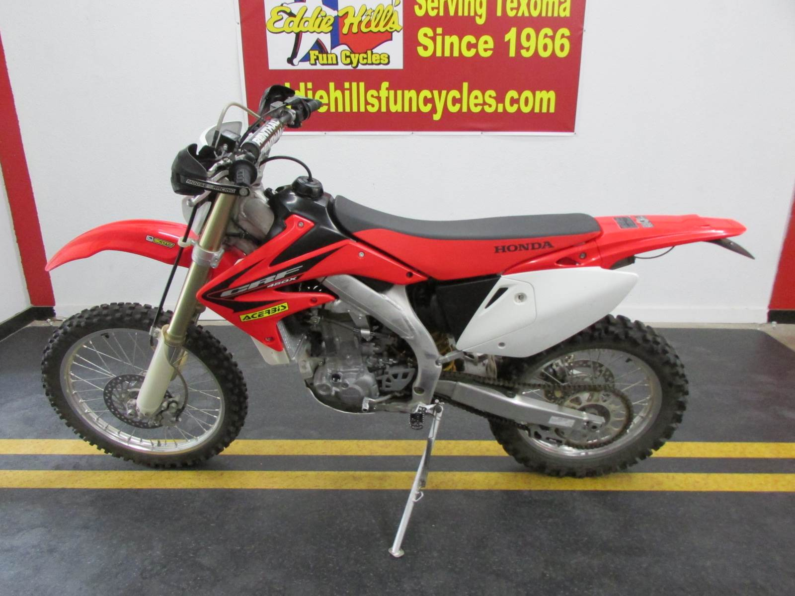 2005 Honda CRF450X in Wichita Falls, Texas - Photo 8