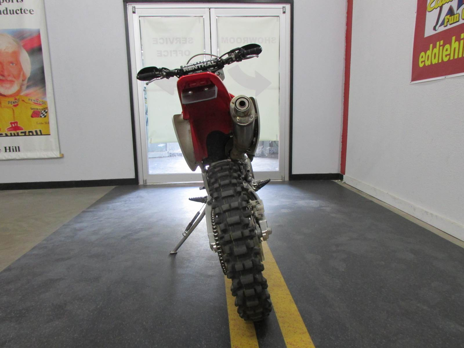 2005 Honda CRF450X in Wichita Falls, Texas - Photo 10