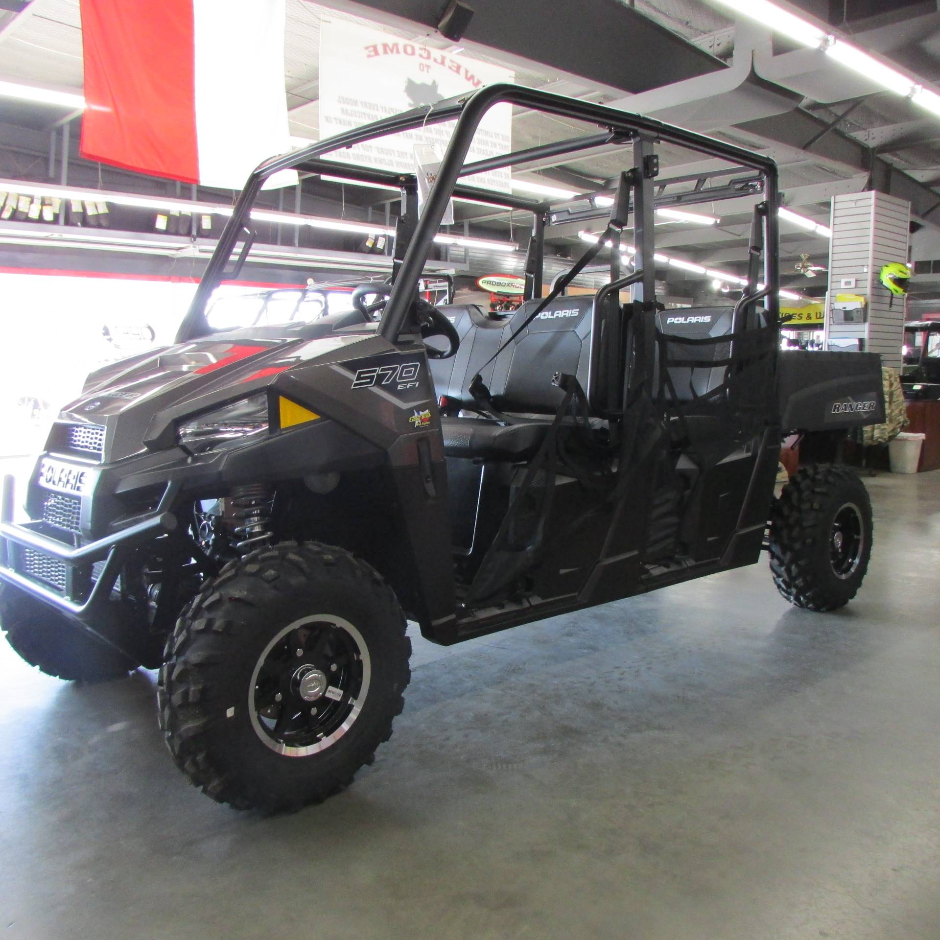 2021 Polaris Ranger Crew 570 Premium in Wichita Falls, Texas - Photo 5