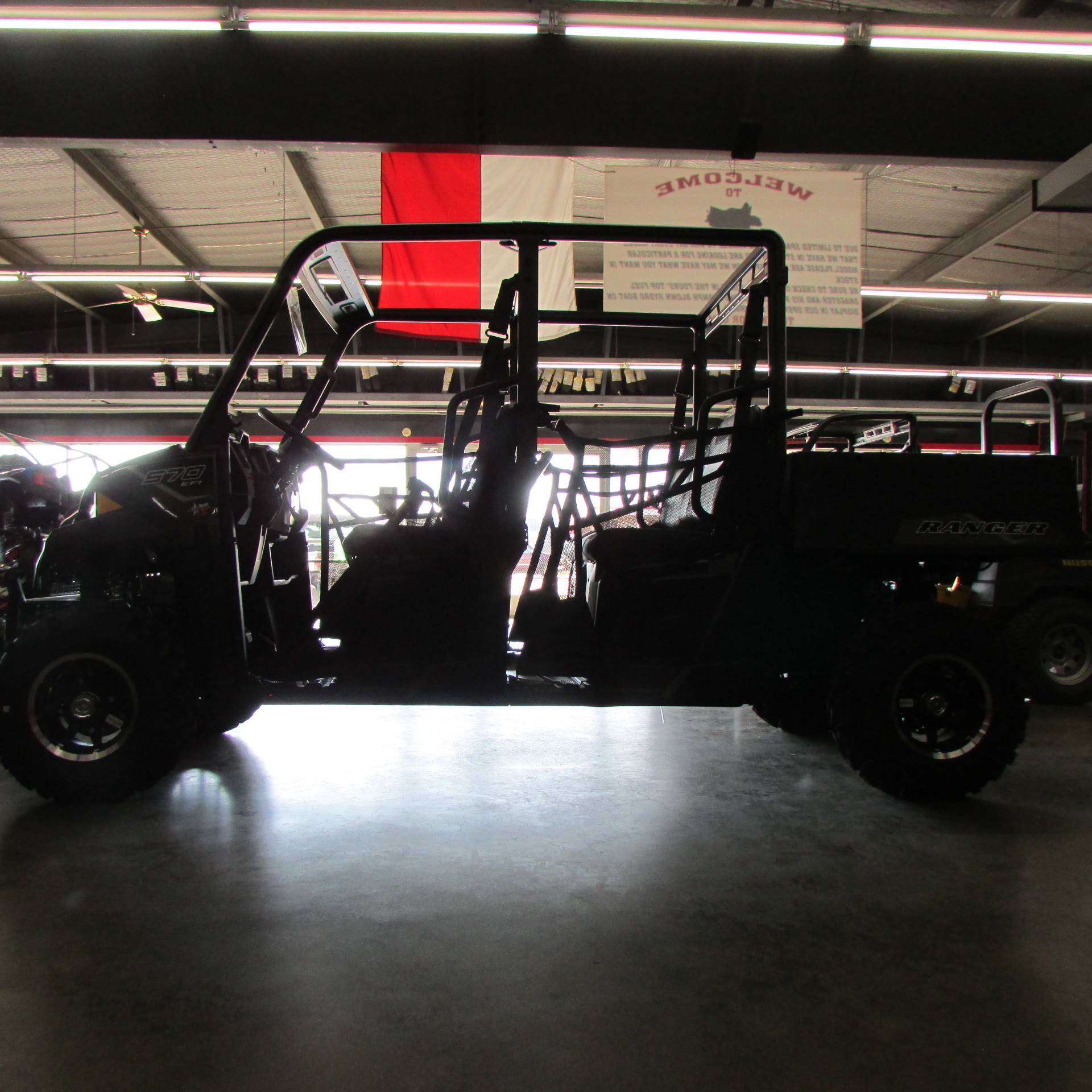 2021 Polaris Ranger Crew 570 Premium in Wichita Falls, Texas - Photo 6