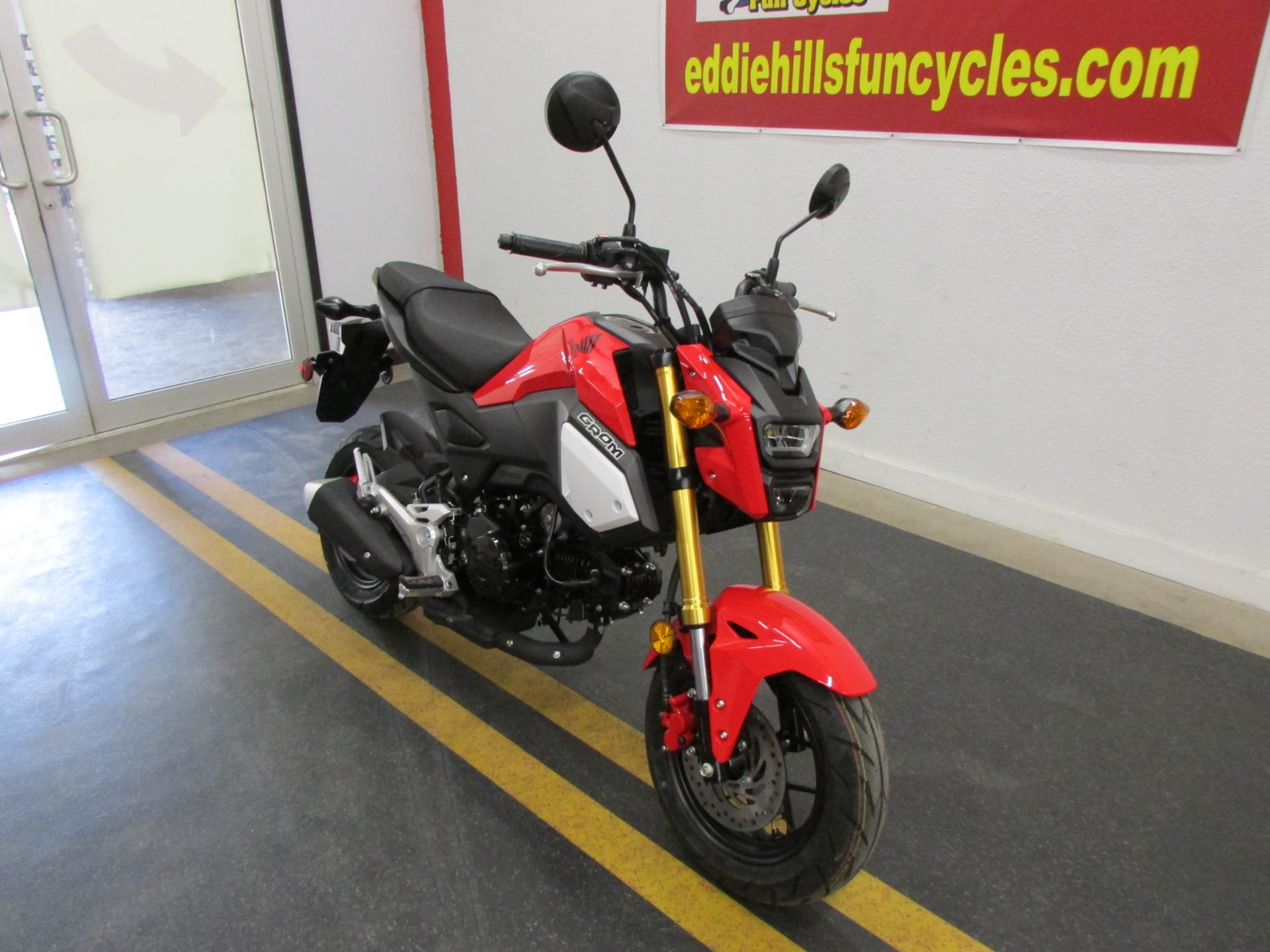 2020 Honda Grom in Wichita Falls, Texas - Photo 2