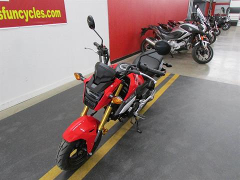 2020 Honda Grom in Wichita Falls, Texas - Photo 8