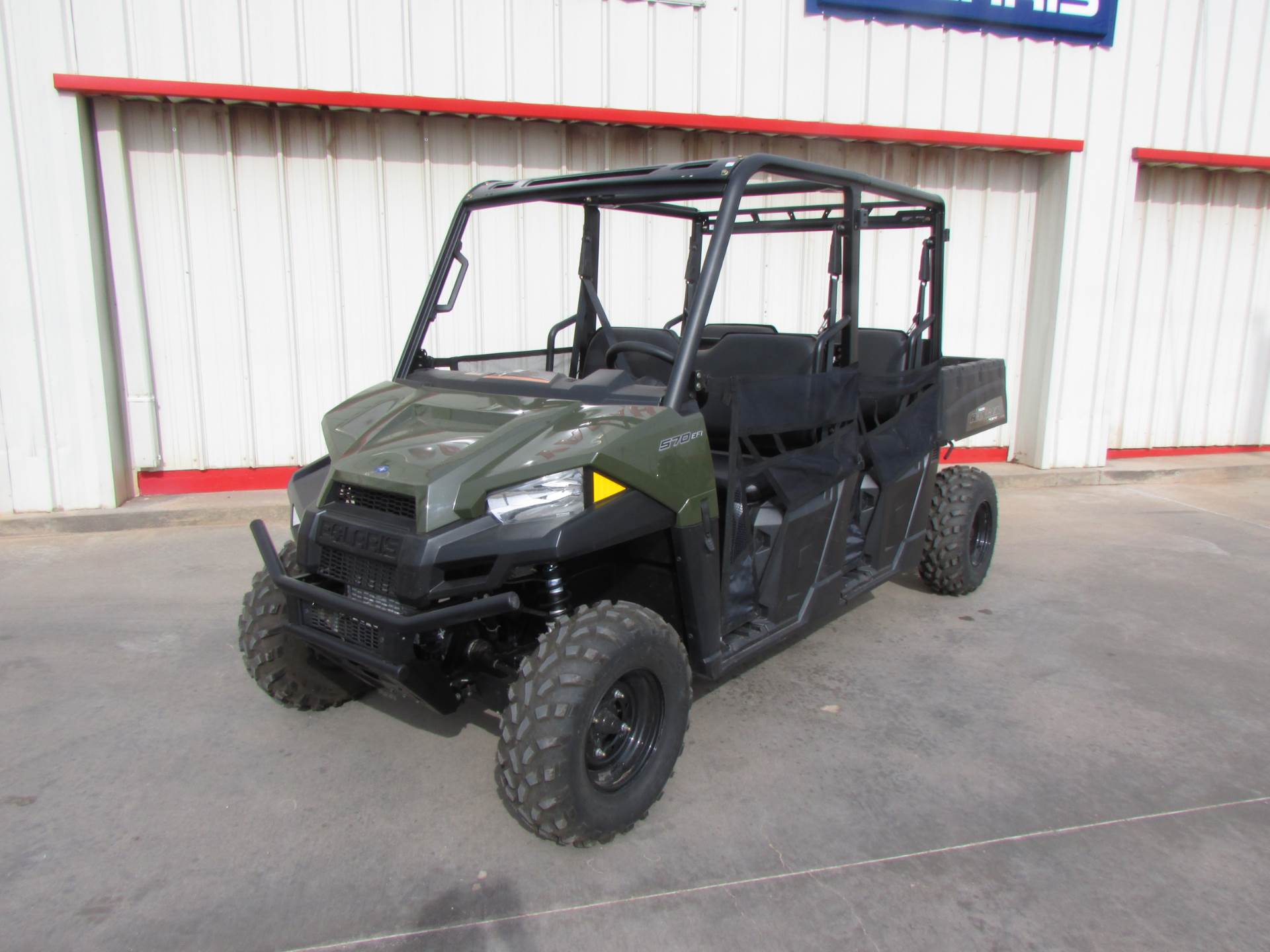 2019 Polaris Ranger 570 Crew in Wichita Falls, Texas