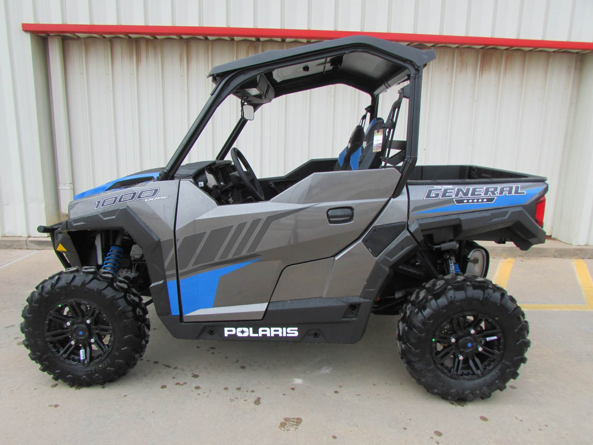 Polaris General 1000 >> 2019 Polaris General 1000 Eps Deluxe In Wichita Falls Texas