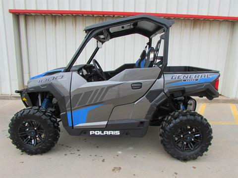 2019 Polaris General 1000 EPS Deluxe in Wichita Falls, Texas