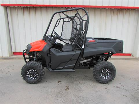 2019 Honda SXS700M2D in Wichita Falls, Texas
