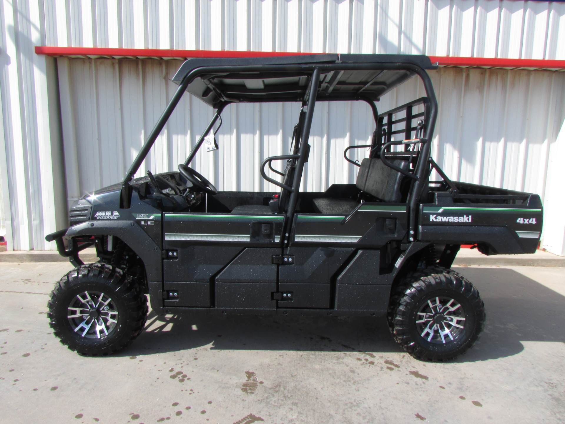 2019 Kawasaki Mule PRO-FXT EPS LE for sale 18409
