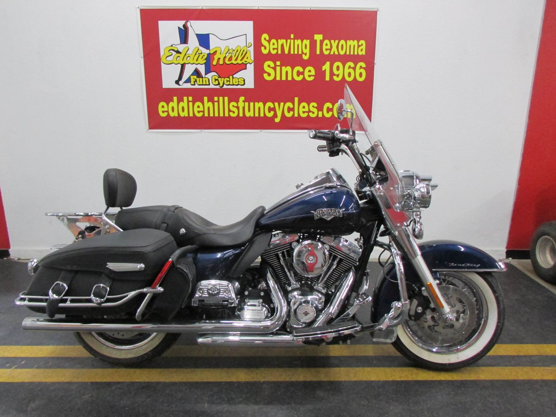 2012 Harley-Davidson Road King® Classic in Wichita Falls, Texas - Photo 1