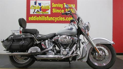 2011 Harley-Davidson Heritage Softail® Classic in Wichita Falls, Texas - Photo 1
