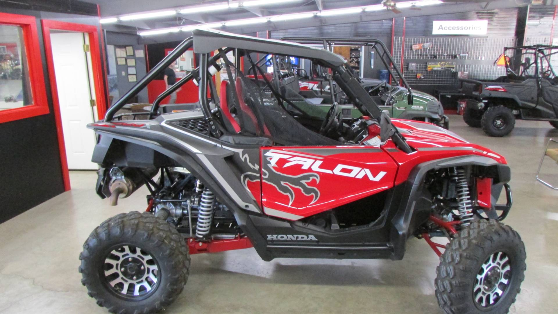 2020 Honda Talon 1000X in Wichita Falls, Texas - Photo 2